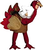 Turkey Costume - One Size - Chest Size 42-48