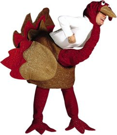 Turkey Costume - Adult