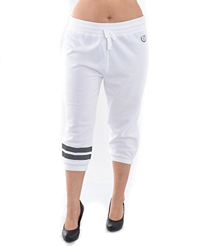 Drawstring Embroidered Sweatpants - 7