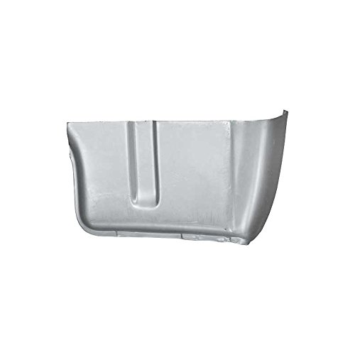 MACs Auto Parts 48-34185 Ford Pickup Truck Cab Corner - 10 High - Lower Rear - Right