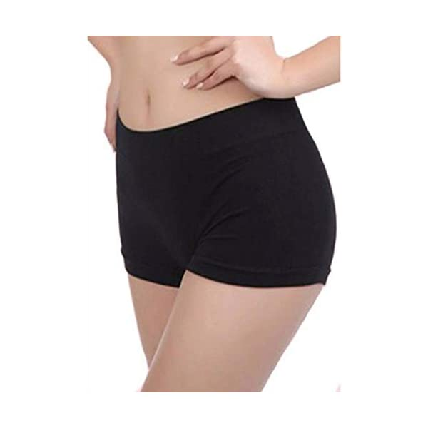 Firstwish Women's Synthetic Boy Shorts 3 310FMakDtYL