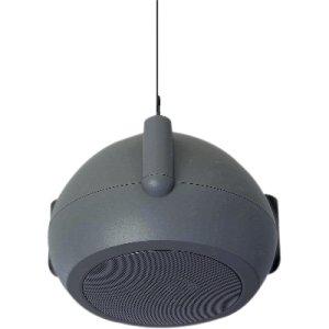 bogen hanging pendant speaker 70v 50w rms speaker black mps1b electronics. Black Bedroom Furniture Sets. Home Design Ideas