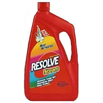 Resolve Steam Concentrate Carpet Cleaner Clean Scent Jug 48 Oz by Reckitt Benckiser