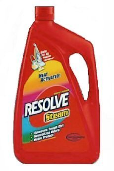 Resolve Steam Concentrate Carpet Cleaner Clean Scent Jug 48 Oz by Reckitt Benckiser by Reckitt (Image #1)