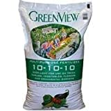 Lebanon Seaboard Corporation Green View No.40 10-10-10 All Purpose Fertilizer