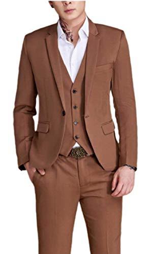 Base Cappotto Rose Elegante Business Manica Bavero Battercake Tuxedo Casual Lunga Comodo Da Di Slim Giacche Uomo Giacca Fit Blazer xqwT4p