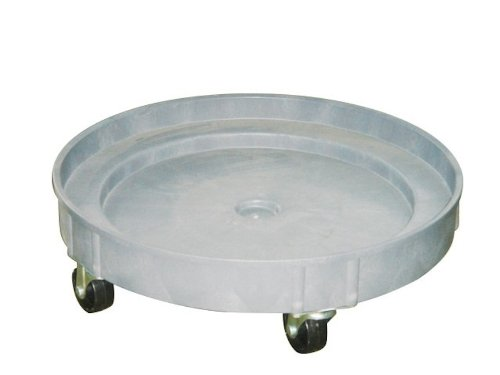 Giant Move CB-Q10 Plastic Drum Dolly for 55 and 30 Gallon Drums, 900 lbs Capacity, 25