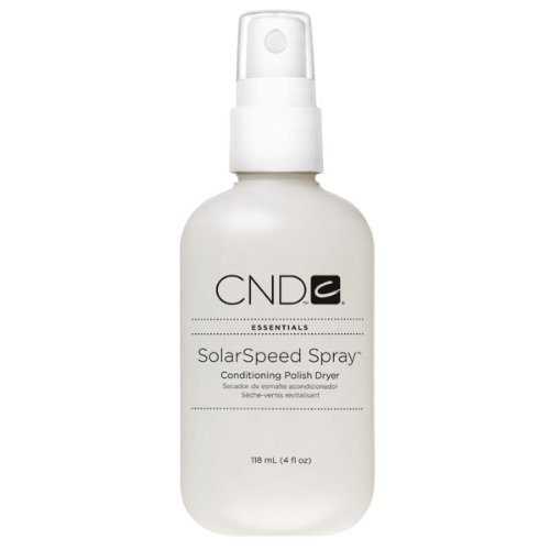 CND Essentials Solar Speed Spray Conditioning Polish Dryer - 4 oz CND Nail Products 639370140445