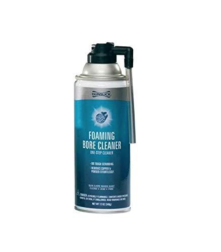 Gunslick 92098 Foaming Bore Cleaner (12-Ounce)