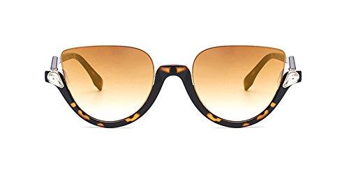 Dames Mode de lunettes vue soleil petites style cerclées KINDOYO 03 Vintage Dernier Femmes de demi Lunettes Style rondes de soleil lunettes t6vngqTw