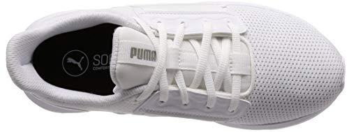 White Laufschuhe Enzo Puma Street Puma puma Damen Silver qXwWZ1xaS