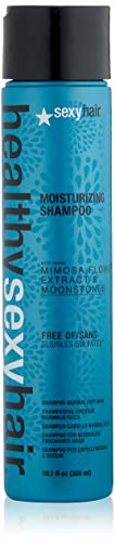 SEXYHAIR Healthy Moisturizing Shampoo, 10.1 Fl Oz