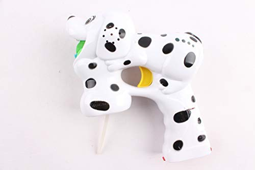 b4f37b512ca88 Adorable Bubble Gun for Kids Unique LED & Barking Sound Effects ...