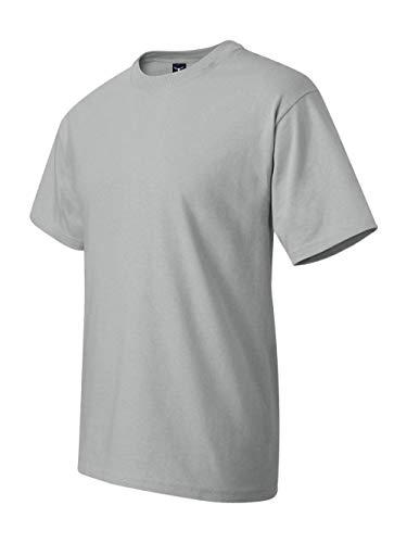 Hanes Beefy-T Adult Short-Sleeve T-Shirt Adult Short Sleeve Heather