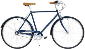 New In Box Windsor Oxford 3 Speed Comfort Stylish Urban Bike With Fenders (Black, 51cm)