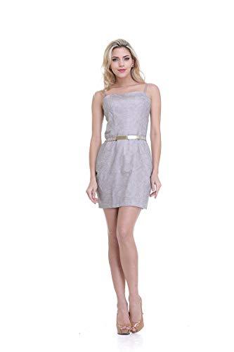 Vestido Clara Arruda Estampado 50098 - G - Marrom