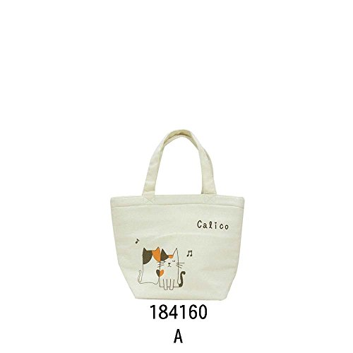 Koji Company Calico Cooler Bag Calico Cat Size S Type A 184160