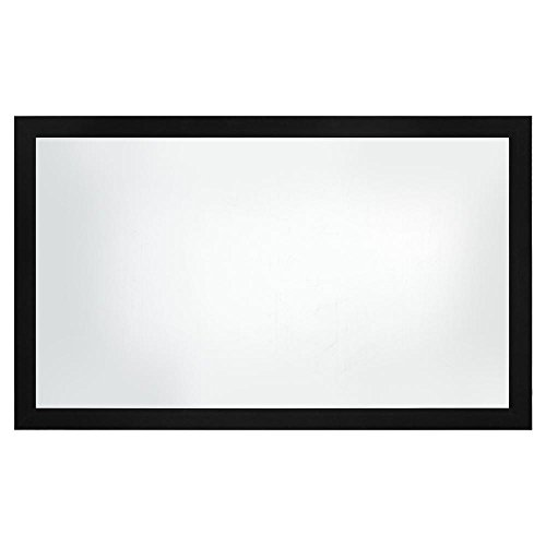 """Yescom 84inches Diagonal HD 16:9 Fixed Frame Projector Screen 73""""x41"""" View Area Matte White 1.3 Gain"""