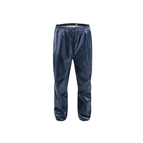 Spesso Pantaloni Xl Pioggia Per Set Impermeabile Marina Profondo Marina La Doppio Poncho Jxjjd colore All'aperto blu Pesca Dimensioni yWnxacp4y
