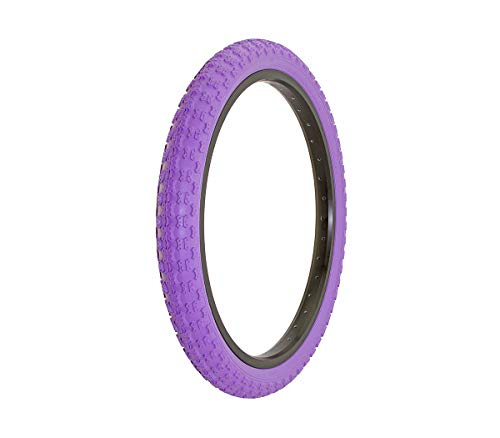 Purple Tire - Alta Bicycle Tire Duro 20