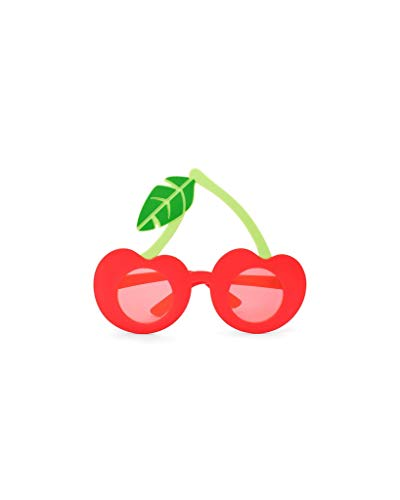 SunnyLIFE UV 380 Sunnies - Sunglasses w/Fun Summer Designs - Cherry ()