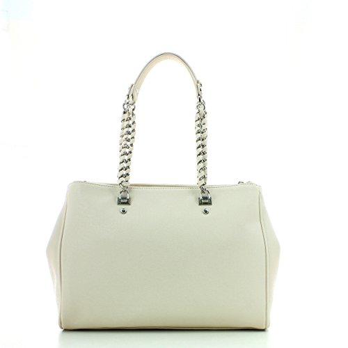 LIU JO ANNA CHAIN SHOPPING BAG E/W A17004E0087 Champagne