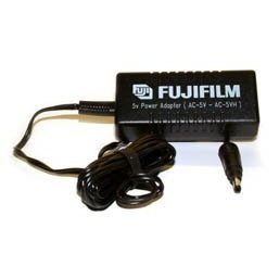 Fujifilm Finepix Ac Adapter (FUJI AC-3VW Battery Charger For Finepix Cameras)