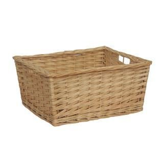 Set of 3 Kitchen Storage Wicker Basket by Red Hamper