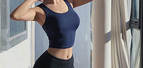 Pour Fitness L Sans Top Sport De Soutien gorge Couture Femme Jswygl Cross Yoga n0wP8ONXk