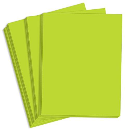 Astrobright Terra Green Cardstock - 18 x 12, 100lb Cover, 500 Pack
