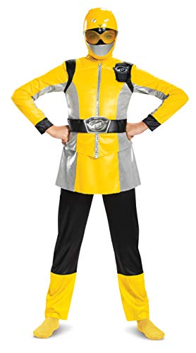 Disguise Yellow Ranger Beast Morpher Deluxe Girls' Costume