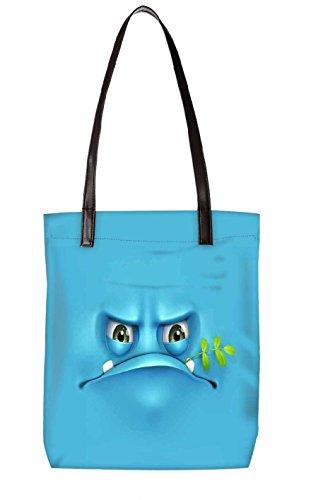 Snoogg Strandtasche, mehrfarbig (mehrfarbig) - LTR-BL-2639-ToteBag