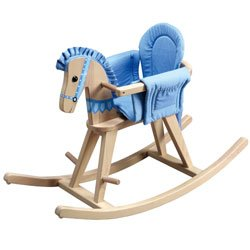 Convertible Natural Rocking Horse by Teamson Design Corp
