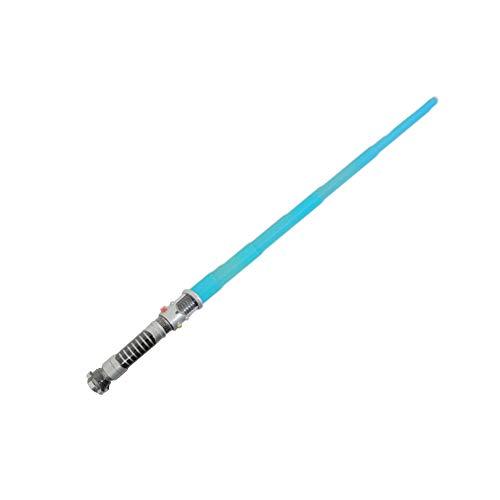 Star WarsTM Deluxe Light Up Obi-Wan Kenobi 3 Foot Long Jedi LightsaberTM (Obi Wan 12 Inch)