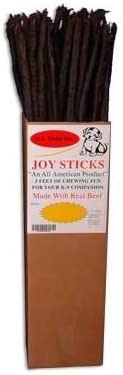 J.J. Fuds Inc. JF34590 Joy Sticks Beef