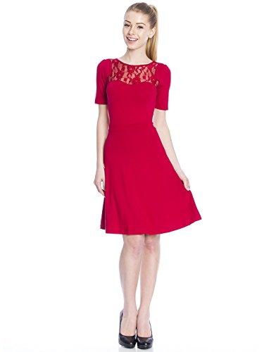 Kleider rot pink