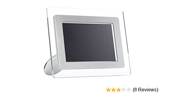 Amazon.com : Philips 6.5-Inch Digital Photo Frame w/ 4 ...