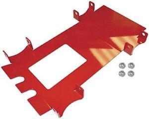 Dragonfire Racing Red Front Gusset kit Polaris RZR 900/XP 4 1000