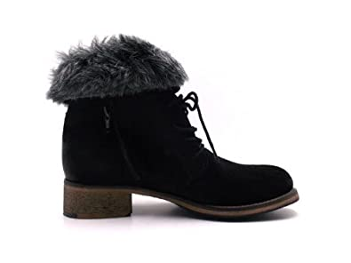 low priced 63974 210a9 Dry Docks Damen Winter Schnürer Stiefeletten ...