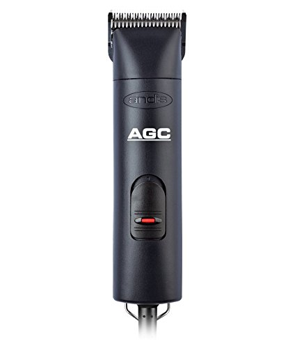 Andis 1-Speed Detachable Blade Clipper AGC - Second Best Andis Dog Clipper