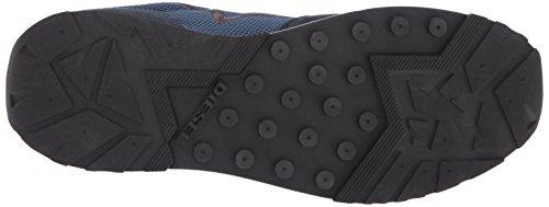 Diesel Cortt RV, Sneaker Uomo Multicolore (Dark Denim/Indigo/Blanc)