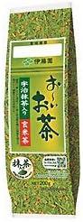 伊藤園 お~いお茶 宇治抹茶入り玄米茶 200g×5袋入×(2ケース)