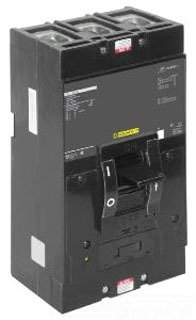 SCHNEIDER ELECTRIC 600-Volt 400-Amp LAL36400 Molded Case Circuit Breaker 600V 400A