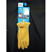 Ssg Glove Horse Riding Leather Show Glov...