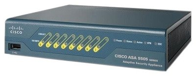 Cisco ASA5505-SEC-BUN-K9 ASA5505 Sec Plus Appliance UL (Security Network 5505 Appliance)