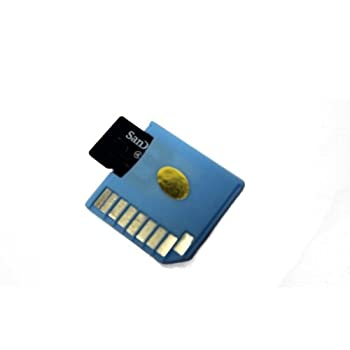 GSAstore - Micro SD Adapter for MacBook Air / Pro with SDXC Card Slot with Plastic Storage Case (Sd Card Not Included).