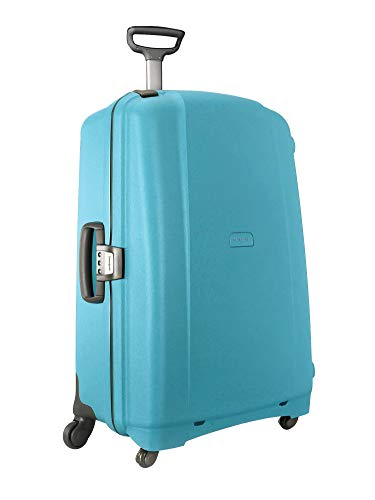 Samsonite F'lite GT Spinner 31, Turqoise, One Size (Best Hardside Luggage Reviews)