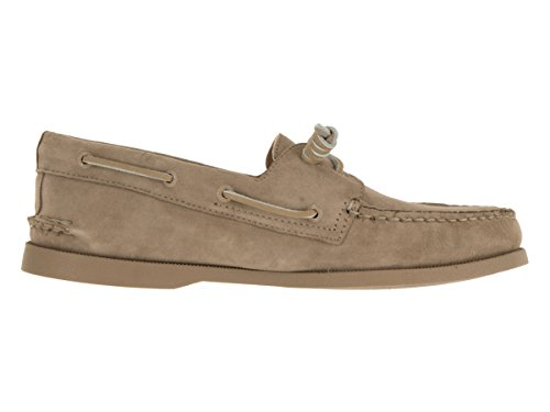 Sperry Top-Sider Mens Authentic Original 2-Eye Jeffrey Boat Shoe Tan FcwWG