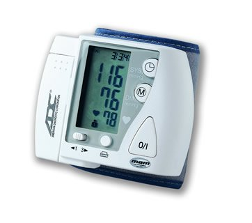 ADC Advantage 6016 Digital Wrist Bp Monitor - 6016