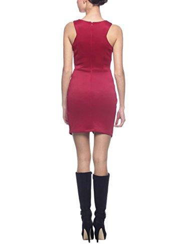 Les Sophistiquées Vestido Tubo Rojo L